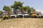 Jeep Safari tour from Altinkum Didyma