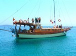 BOAT TRIP tour from Altinkum Didyma