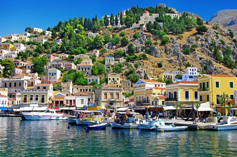 BODRUM - SOUTH DODECANESE - BODRUM