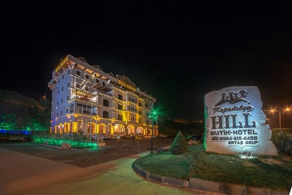 Hill otel
