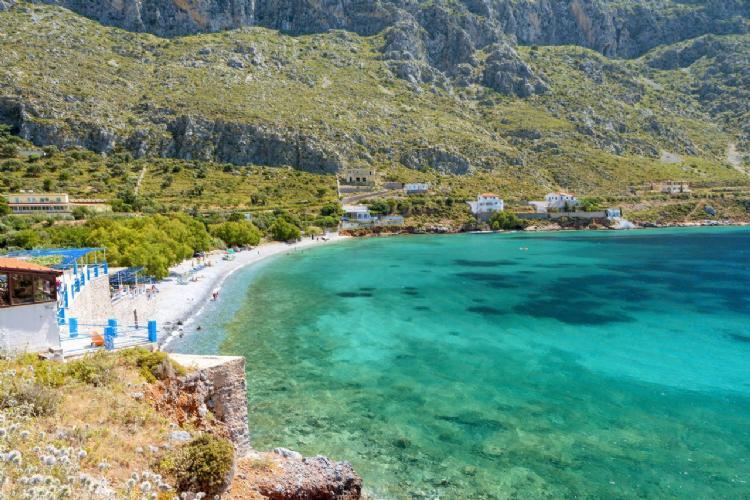 Agios Nikolaos Plajı